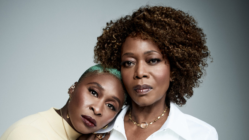 Actors on Actors: Cynthia Erivo & Alfre Woodard