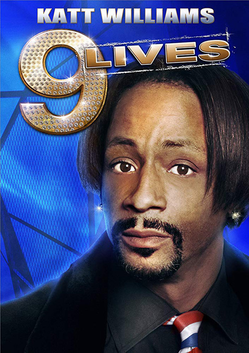 KattWilliams9Lives-2010-poster