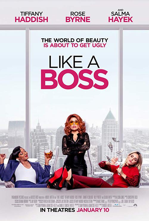LikeaBoss-2020-poster