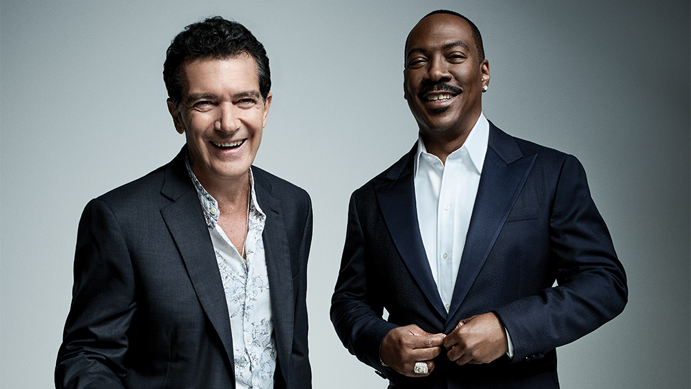 Actors on Actors: Eddie Murphy & Antonio Banderas