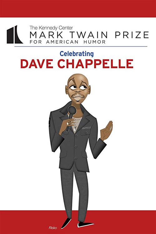 22ndAnnualMark-wainPrizeforAmericanHumorcelebratingDaveChappelle-2020-poster