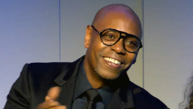 22nd Annual Mark Twain Prize for American Humor Celebrating: Dave Chappelle (2020)