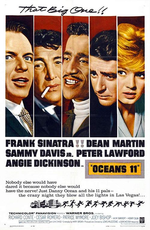 Oceans11-1960-poster