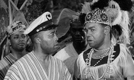 Panther Girl of the Kongo (1955)