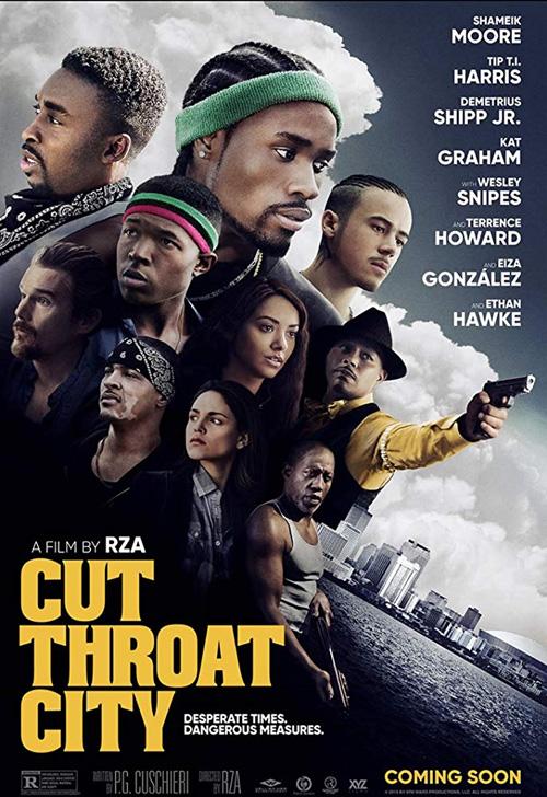 CutThroatCity-2020-poster