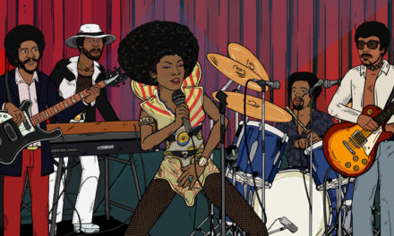 Mike Judge Presents: Tales from the Tour Bus – Betty Davis (2018)