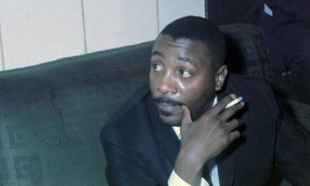 The One and Only Dick Gregory (2021)