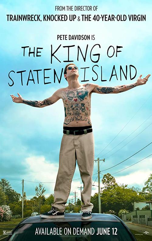 TheKingofStatenIsland-2020-poster