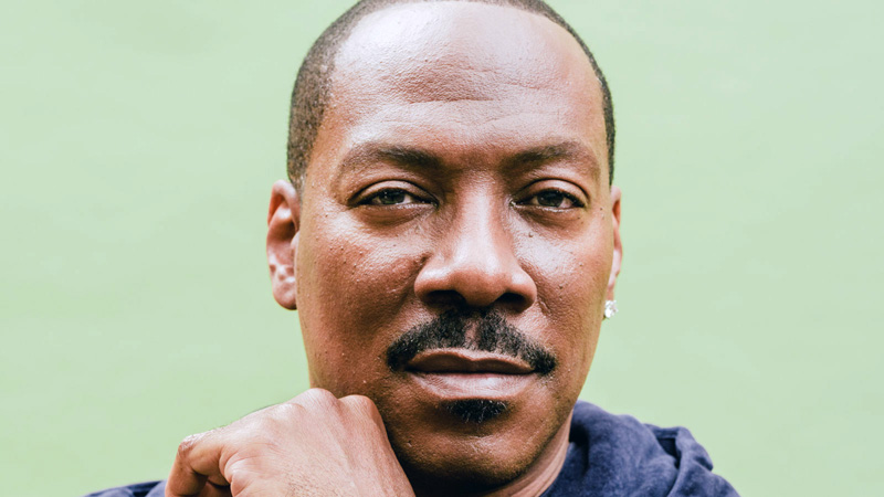 Why Eddie Murphy Says Blacks Don't Work Together In Hollywood