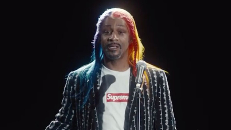 Katt Williams – Supreme Ad (2020)