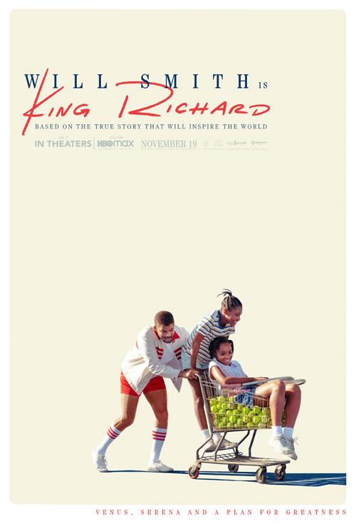 KingRichard-2021-poster