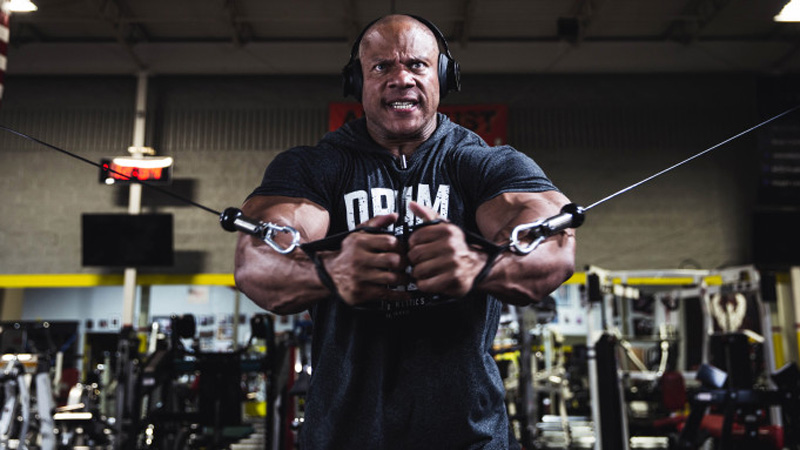 Untitled Phil Heath Documentary (2021)