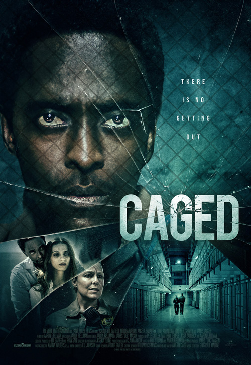 Caged-2021-poster