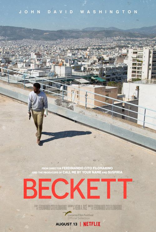 Beckett-2021-poster
