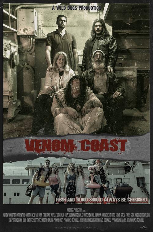 VenomCoast-2021-poster