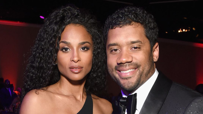 Russell Wilson And Ciara Sign First-Look Deal With Amazon