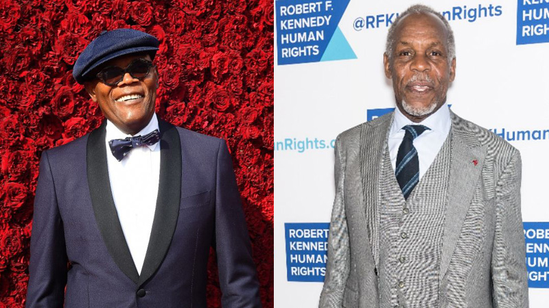 Samuel L. Jackson And Danny Glover To Receive Honorary Oscars